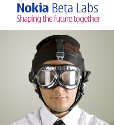 nokiabetalab - Nokia anuncia novos aplicativos: OVI Maps, OVI Lifecasting e Social Messaging